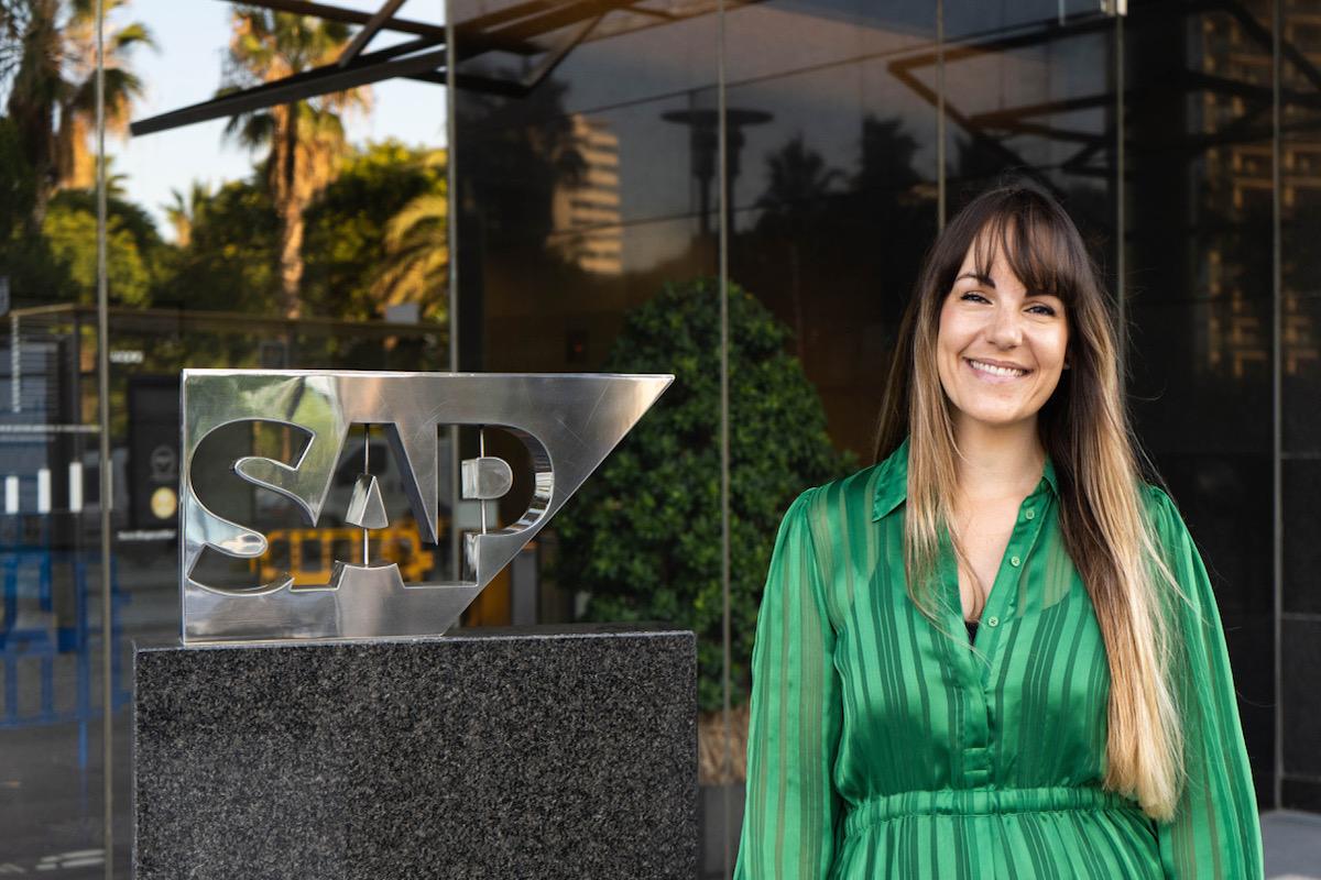 SAP Barcelona Tina Alsted