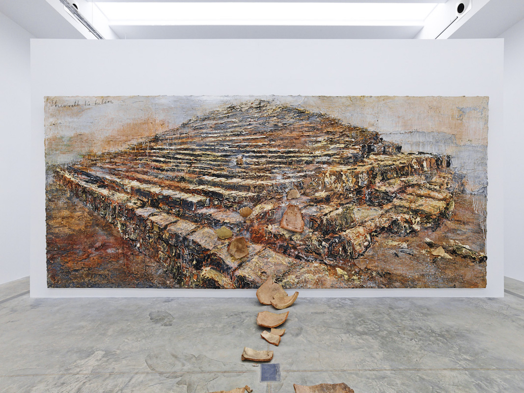 Sorigue Planta Anselm Kiefer